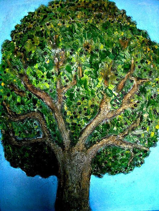 Elena Buftea - Walnut Tree