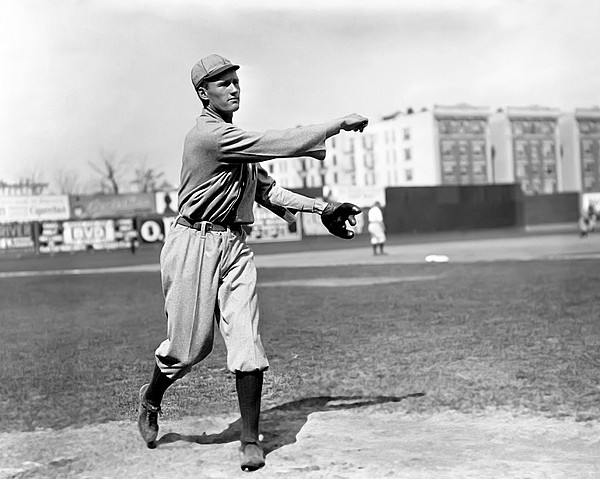 Walter Johnson Print by Retro Images Archive