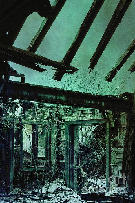 War Torn Print by Margie Hurwich