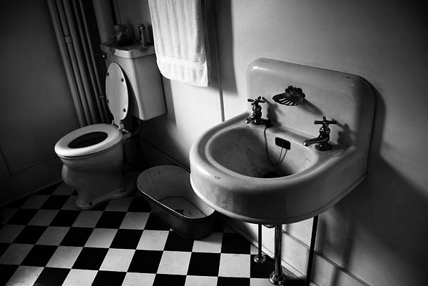 Wash Hands  Print by Jerry Cordeiro