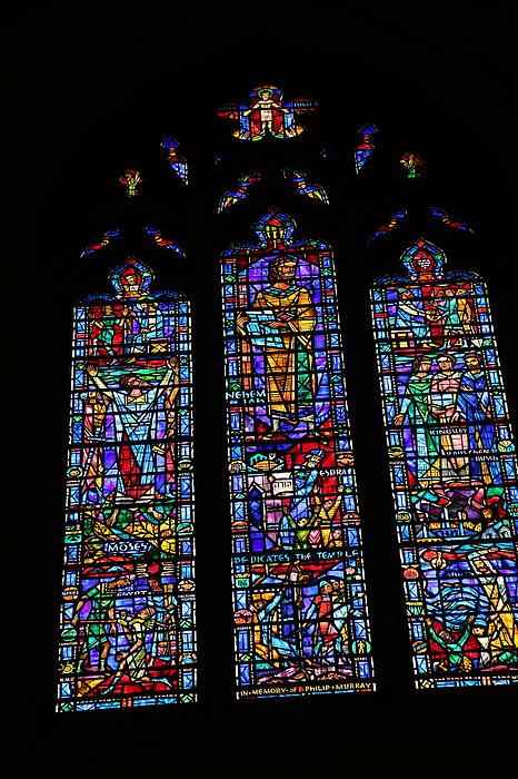 Washington National Cathedral - Washington Dc - 011313 Print by DC Photographer