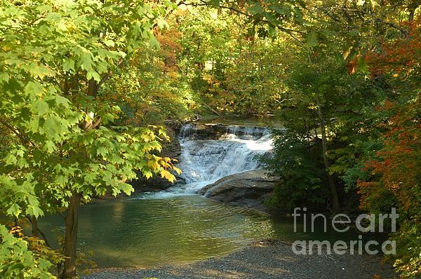 Kathleen Struckle - Water Falls