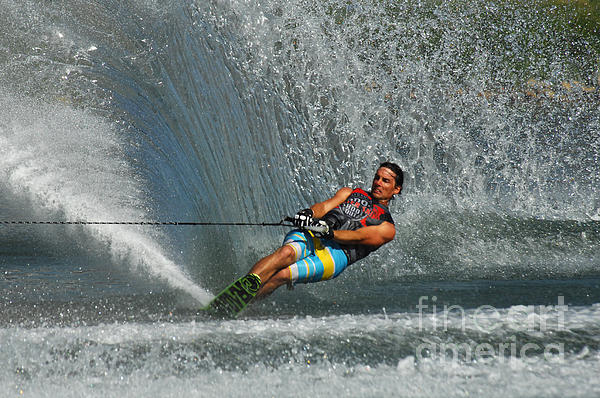 Bob Christopher - Water Skiing Magic of Water 14