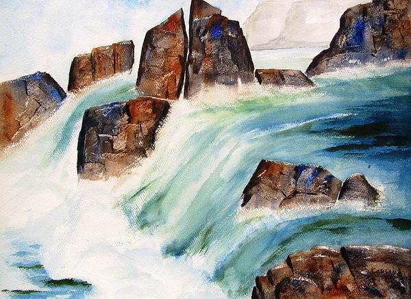 Carlin Blahnik - Waterfall 1
