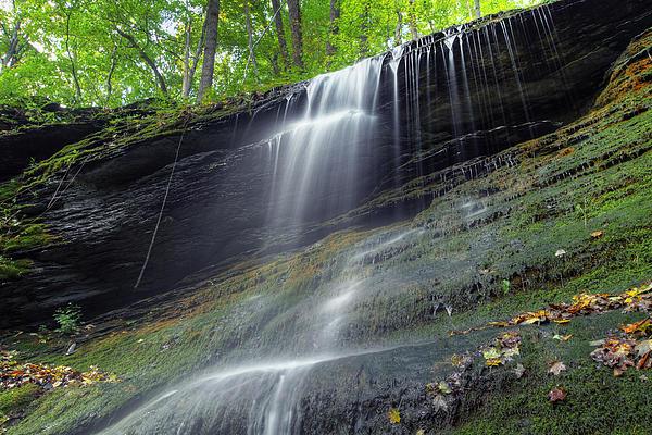 Dawn J Benko - Waterfalls of Walpack