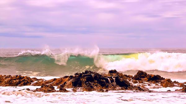 Athena Mckinzie - Waves Crashing Summertime