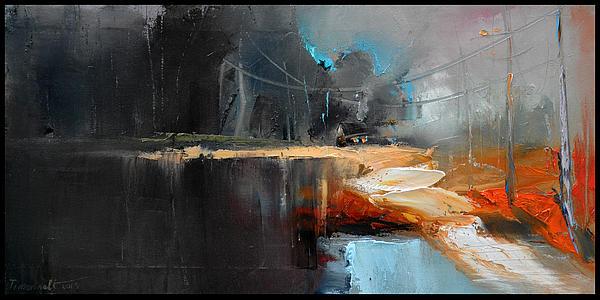 Way Home Xiii Print by David Figielek