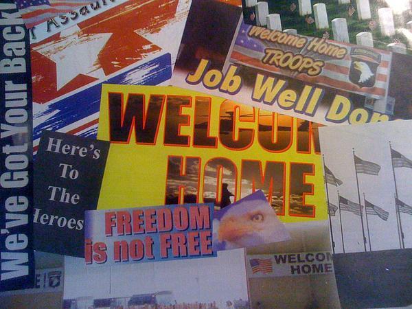 Welcome Home Print by Paula Talbert