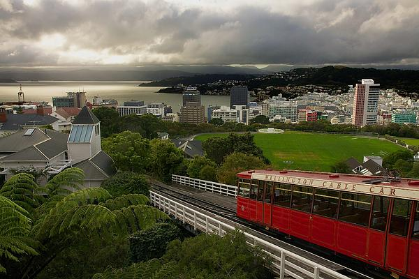 Stuart Litoff - Wellington Cable Car