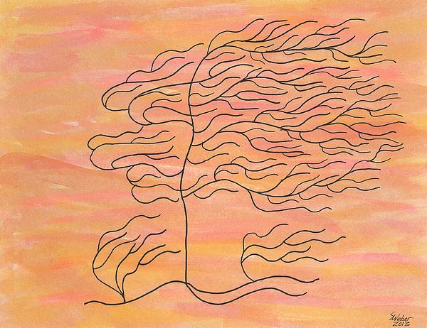 West Texas Wind Print by Susie WEBER