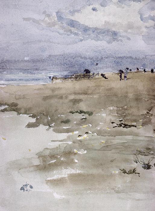 Westgate Print by James Abbott McNeill Whistler