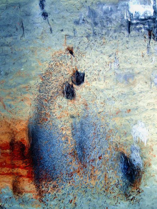 wet Print by Tom Druin