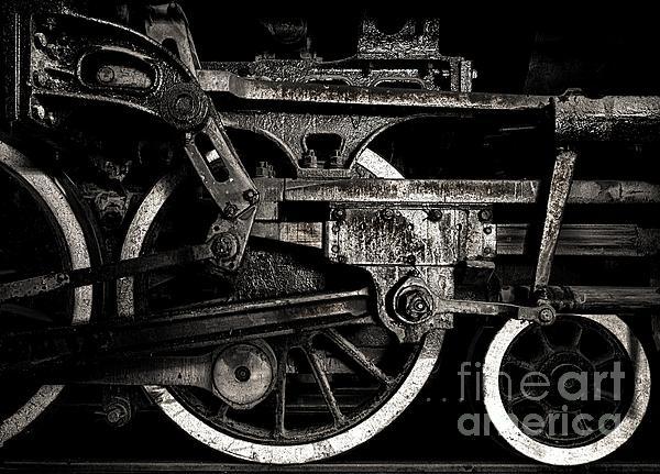 Hennie Du Plessis - Wheels