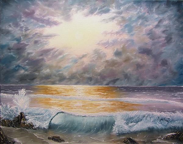 When Oceans Rise Print by Gavin Kutil