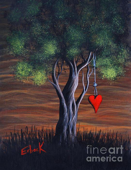 Where Love Grows By Shawna Erback Print by Shawna Erback