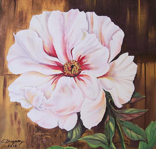 Sharon Duguay - White Beauty
