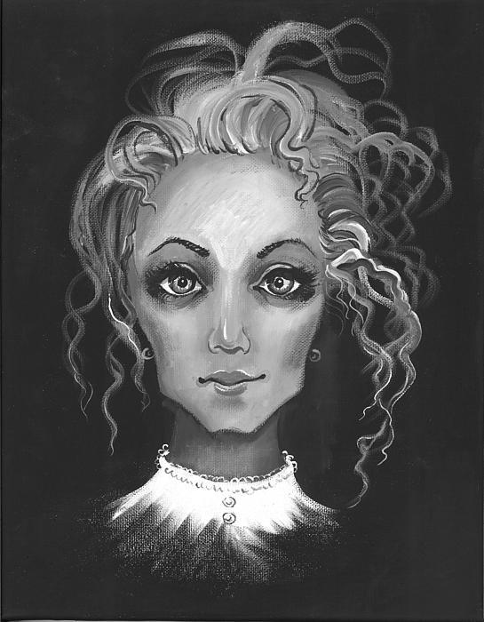 Margaryta Yermolayeva - White Lady