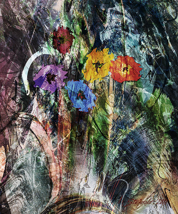 Stefano Popovski - Wild Flowers