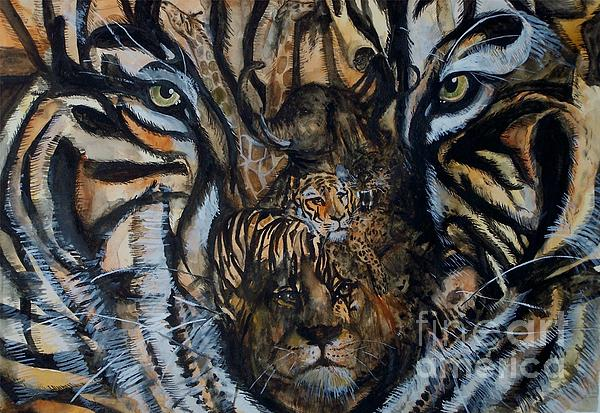 Wild Print by Laneea Tolley