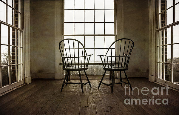 Will You Sit With Me? Print by Terry Rowe