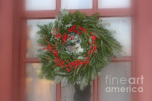 Patti Whitten - Williamsburg Wreath