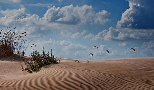 Wind 2 Print by Gilad Koriski