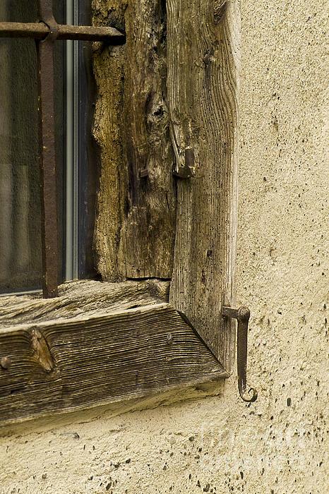 Heiko Koehrer-Wagner - Window Frame Detail 2