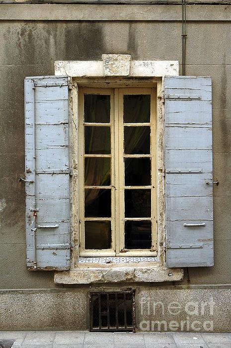Window shutters in europe by michael edwards - European exterior window shutters ...