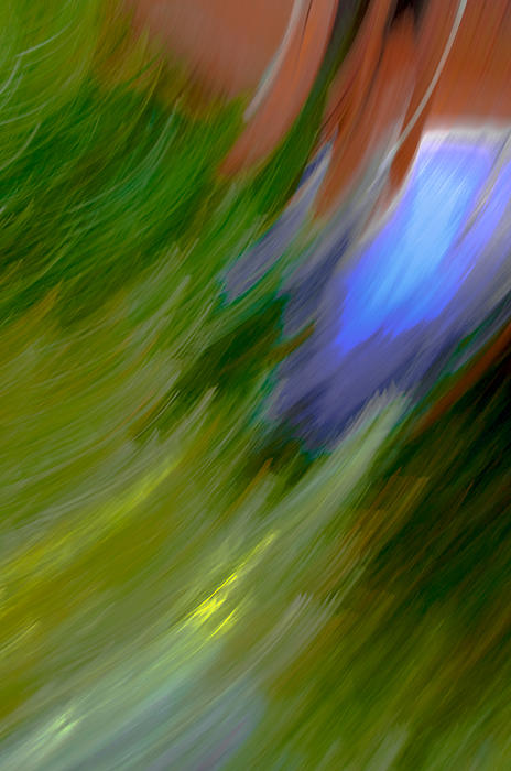 Windy Maginations - Abstract Art Print by Laria Saunders