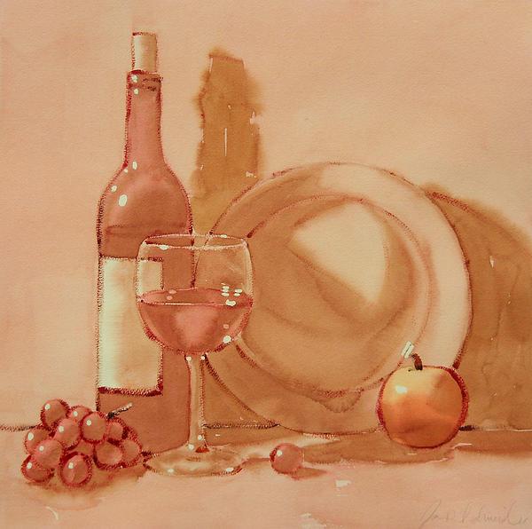 Joe Schneider - Wine Still Life
