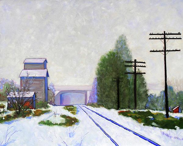 Dan Scannell - Winter Granary