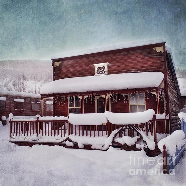 Winter Sleep Print by Priska Wettstein