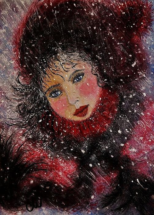Cristina Mihailescu - Winter story...