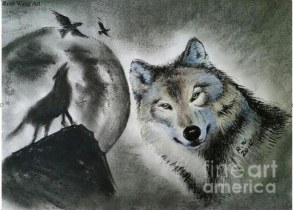 Rose Wang - Wolf