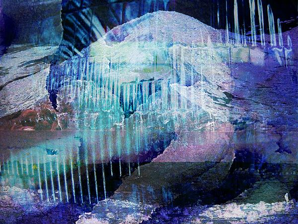 Wonderfully Cold Print by Shirley Sirois