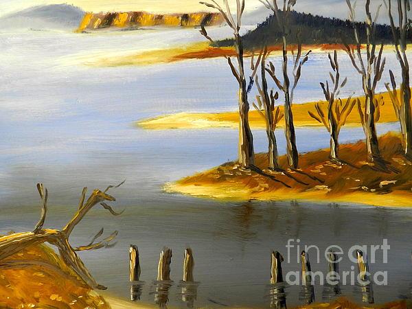 Pamela  Meredith - Woronorda Dam