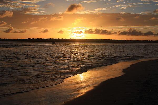 Michael Weeks - Wrightsville Beach Sunset - North Carolina
