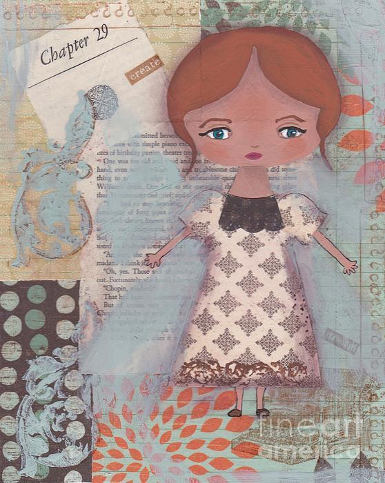 Write Your Story Print by Trenda Marie Plunkett