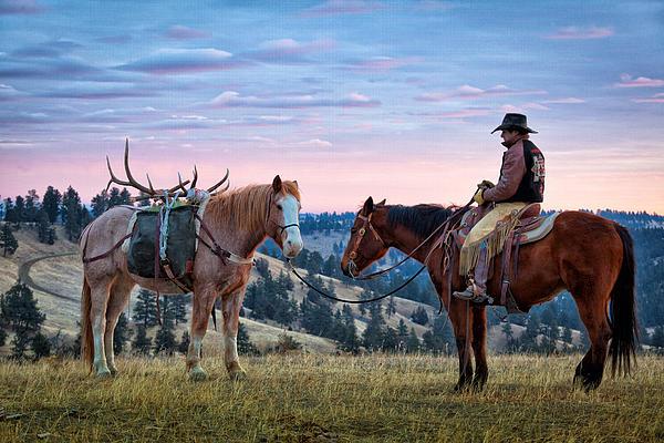 Inge Johnsson - Wyoming Dawn