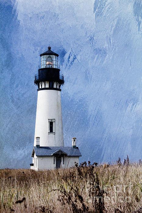 Elena Nosyreva - Yaquina lighthouse