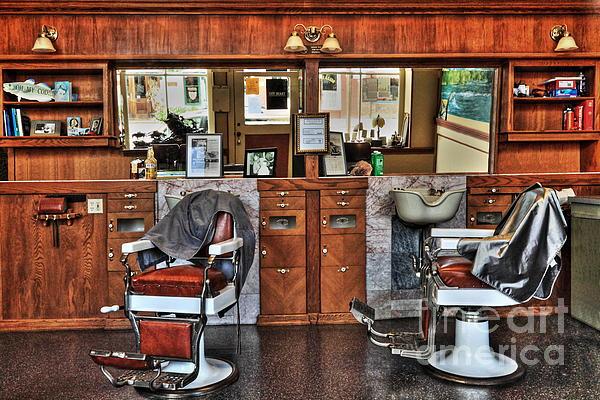 James Eddy - Ye Old Barber Shop