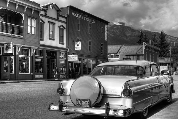 Yesteryear Print by Dawn Currie