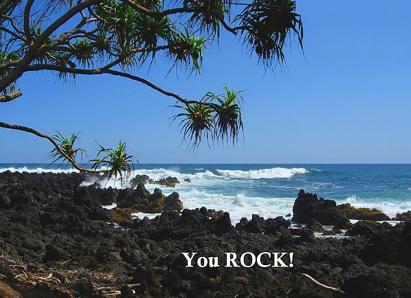 Connie Fox - You ROCK - South Shore of Maui