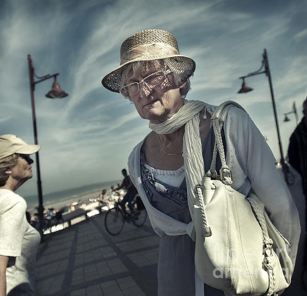 Young At Heart Print by Michel Verhoef