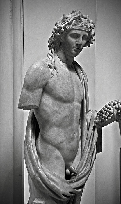 Youthful Dionysus Print by RicardMN Photography
