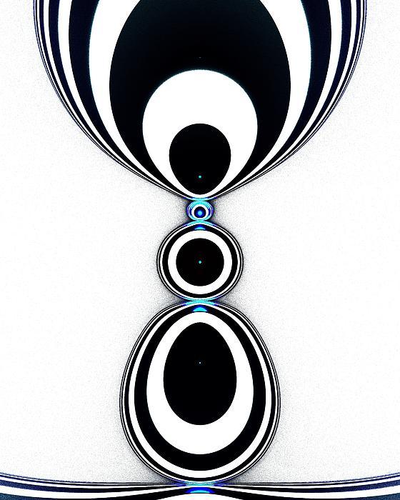 Zebra Jewels Print by Anastasiya Malakhova