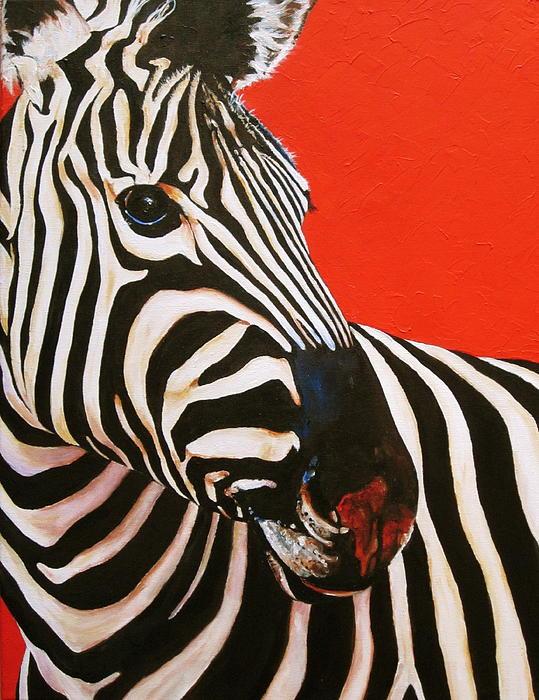 Lillian  Bell - Zebra