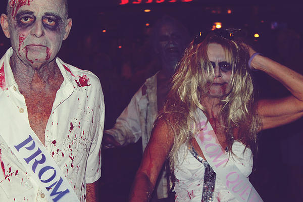 Laurie Search - Zombie Prom King and Queen