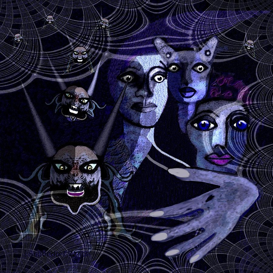 060 -  Hallucination  Painting