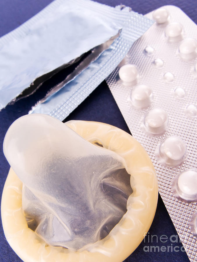 Contraception Methods Photograph